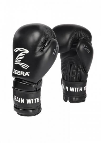 ZEBRA MMA   Leder Boxhandschuhe Peformance