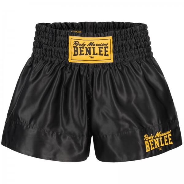 BENLEE Kinder Kickbox-Shorts Black 8 bis 10 J.