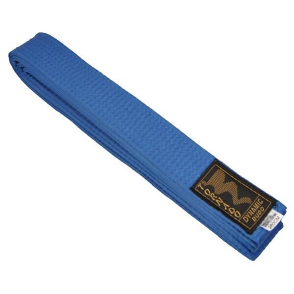 Budogürtel blau 220 cm