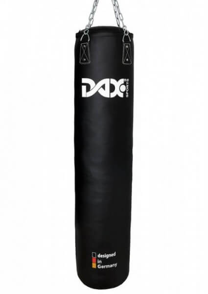 Dax Sports Boxsack 120 cm gefüllt Black Line