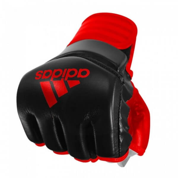 ADIDAS TRADITIONAL Grappling Glove black/red